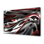 Tablou Canvas Abstract Plastic topit