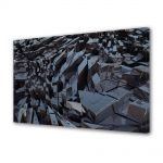 Tablou VarioView MoonLight Fosforescent Luminos in intuneric Abstract Decorativ Metal