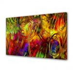 Tablou Canvas Abstract Colorat