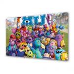 Tablou Canvas pentru Copii Animatie Monster University