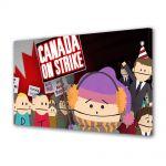Tablou VarioView MoonLight Fosforescent Luminos in intuneric Animatie pentru copii South Park Canada on Strike