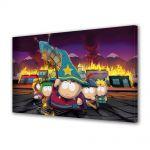 Tablou VarioView MoonLight Fosforescent Luminos in intuneric Animatie pentru copii South Park The stick of Truth