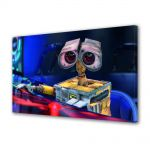 Tablou VarioView MoonLight Fosforescent Luminos in intuneric Animatie pentru copii Wall E 2