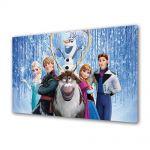 Tablou Canvas pentru Copii Animatie Frozen Film Disney