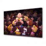 Tablou VarioView LED Animatie pentru copii The Peanuts Cinema 2015