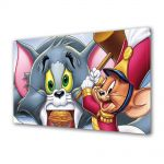 Tablou VarioView LED Animatie pentru copii Tom si Jerry 2