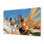 Tablou VarioView MoonLight Fosforescent Luminos in intuneric Animatie pentru copii Bee Movie 4