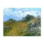 Tablou Arta Clasica Pictor Claude Monet Springtime 1875 80 x 110 cm