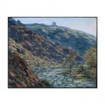 Tablou Arta Clasica Pictor Claude Monet The Old Tree, Gorge of the Petite Creuse 1889 80 x 100 cm