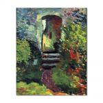 Tablou Arta Clasica Pictor Henri Matisse The Little Gate of the Old Mill 1898 80 x 100 cm