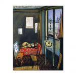 Tablou Arta Clasica Pictor Henri Matisse Studio, Quay of Saint-Michel 1916 80 x 100 cm