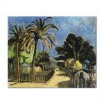 Tablou Arta Clasica Pictor Henri Matisse Landscape 1918 80 x 100 cm