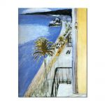 Tablou Arta Clasica Pictor Henri Matisse The Bay of Nice 1918 80 x 100 cm