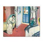 Tablou Arta Clasica Pictor Henri Matisse Woman on a Sofa 1919 80 x 100 cm