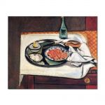 Tablou Arta Clasica Pictor Henri Matisse Still Life with Shellfish 1920 80 x 100 cm