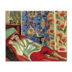 Tablou Arta Clasica Pictor Henri Matisse Odalisque in red trousers 1924-1925 80 x 100 cm
