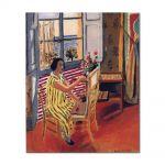 Tablou Arta Clasica Pictor Henri Matisse The Morning Session 1924 80 x 90 cm