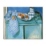 Tablou Arta Clasica Pictor Henri Matisse Still Life with Green Buffet 1928 80 x 100 cm