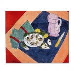 Tablou Arta Clasica Pictor Henri Matisse Still Life with Oysters 1940 80 x 100 cm
