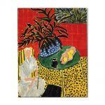 Tablou Arta Clasica Pictor Henri Matisse Interior with Black Fern 1948 80 x 100 cm