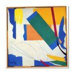 Tablou Arta Clasica Pictor Henri Matisse Memory of Oceania 1953 80 x  80 cm