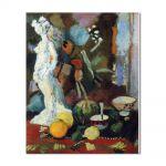 Tablou Arta Clasica Pictor Henri Matisse Still Life with Statuette 1906 80 x 100 cm