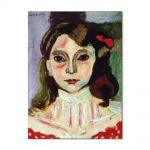 Tablou Arta Clasica Pictor Henri Matisse Marguerite 1906 80 x 100 cm