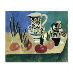 Tablou Arta Clasica Pictor Henri Matisse The Red Onions 1906 80 x 100 cm