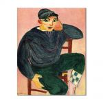 Tablou Arta Clasica Pictor Henri Matisse The Young Sailor 1906 80 x 100 cm