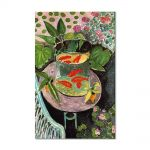 Tablou Arta Clasica Pictor Henri Matisse Goldfish 1911 80 x 120 cm