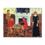 Tablou Arta Clasica Pictor Henri Matisse The Family of the Artist 1911 80 x 100 cm