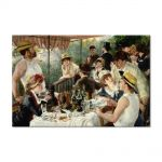 Tablou Arta Clasica Pictor Pierre-Auguste Renoir The luncheon of the boating party 1881 80 x 120 cm