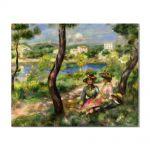 Tablou Arta Clasica Pictor Pierre-Auguste Renoir Beaulieu 1890 80 x 100 cm