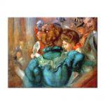 Tablou Arta Clasica Pictor Pierre-Auguste Renoir A box in the theater des Varietes 1898 80 x 100 cm