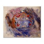 Tablou Arta Clasica Pictor Pierre-Auguste Renoir Sugar bowl 1905 80 x 100 cm