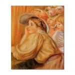 Tablou Arta Clasica Pictor Pierre-Auguste Renoir Coco and two servants 1910 80 x 90 cm