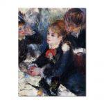 Tablou Arta Clasica Pictor Pierre-Auguste Renoir At the milliner 1878 80 x 100 cm