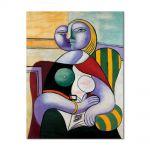Tablou Arta Clasica Pictor Pablo Picasso Reading 1932 80 x 100 cm