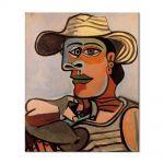 Tablou Arta Clasica Pictor Pablo Picasso The sailor 1938 80 x 90 cm