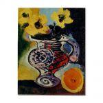 Tablou Arta Clasica Pictor Pablo Picasso Still life 1939 80 x 100 cm