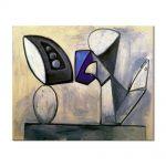 Tablou Arta Clasica Pictor Pablo Picasso Still life 1947 80 x 100 cm