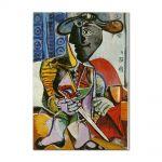 Tablou Arta Clasica Pictor Pablo Picasso Matador 1970 80 x 100 cm