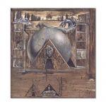 Tablou Arta Clasica Pictor Salvador Dali Juliet's Tomb 1942 80 x  80 cm