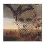 Tablou Arta Clasica Pictor Salvador Dali Portrait of Dead Brother 1963 80 x  80 cm