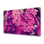 Tablou VarioView MoonLight Fosforescent Luminos in intuneric Flori Fior violet