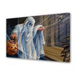 Tablou Canvas Halloween Halloween fantoma