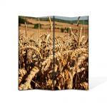Paravan de Camera ArtDeco din 4 Panouri Peisaj Spice ingramadite 105 x 150 cm