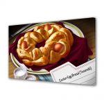 Tablou Canvas Sarbatori Paste Pasca cu ou de Paste