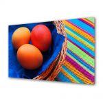 Tablou Canvas Sarbatori Paste Culori de Sarbatoare