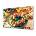 Tablou Canvas Sarbatori Paste Pasca cu oua